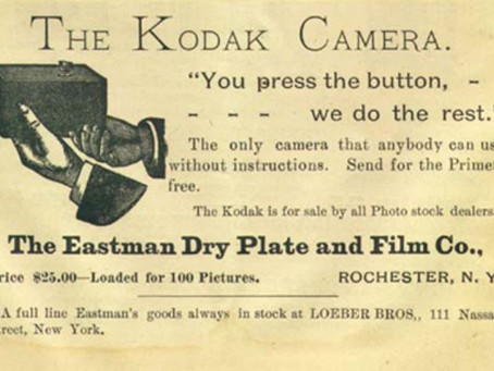 Transformación digital: Kodak, el riesgo de no identificar las tendencias a tiempo