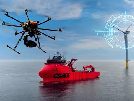 ¿Cual es el potencial transformador de la tecnología de Drones?