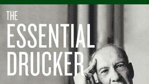 """Comentario sobre el libro """"The esential Drucker"""""""