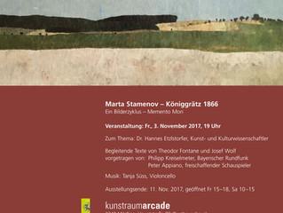 Könniggrätz 1866 - Ausstellung am 3. November 2017