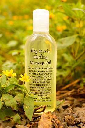 Healing Massage oil in Chamomile