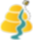 Ilog Maria Logo Update - Hexagon-bluegre