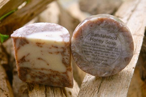 Sandalwood &Honey Soap