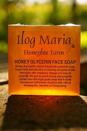 Honey Glycerin Face Soap