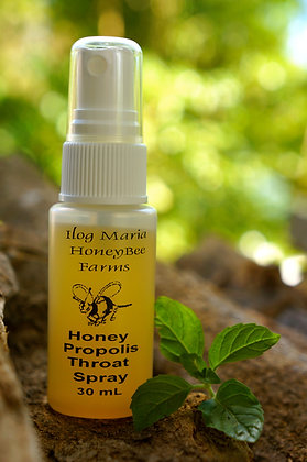 Honey Propolis Throat Spray