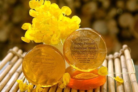 Honey & Propolis Feminine wash