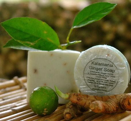 Kalamansi & Ginger Soap