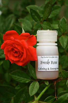 fresh rose aromatherapy oil