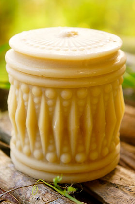 Round Colonnade Candle