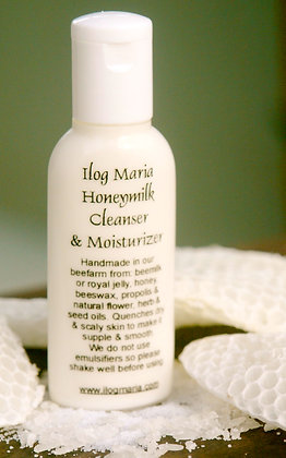 Royal Jelly Honeymilk Cleanser & moisturizer