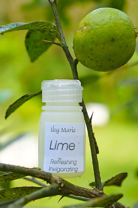 Lime aromatherapy oil