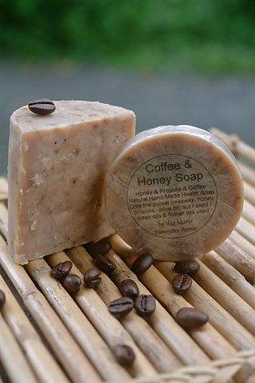 Coffee &Honey Soap
