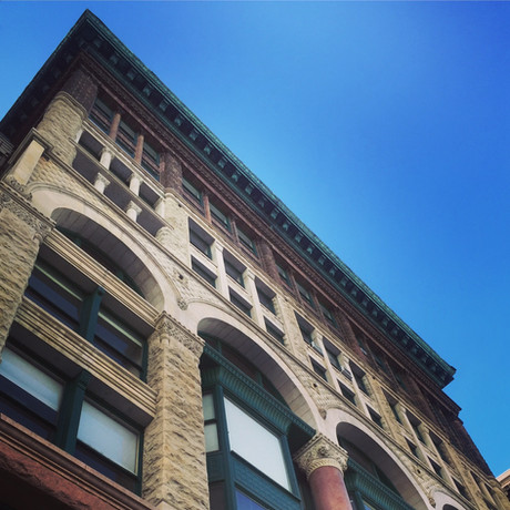 Our Home in Chicago: the Fine Arts Building