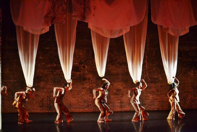 Gold // Ananya Dance Theatre