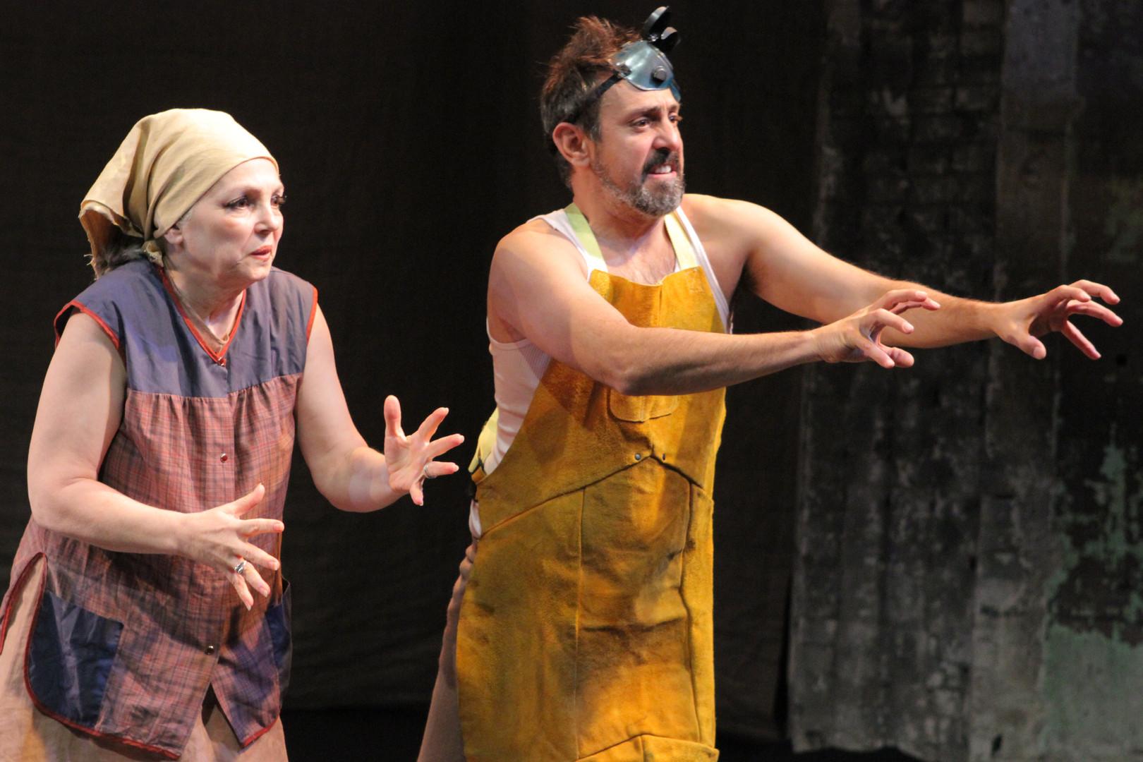 Gilgamesh // Theatre Novimost