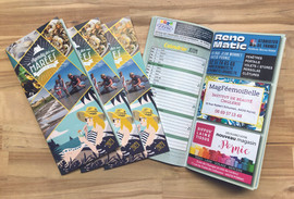 Brochure, livret, bulletin...