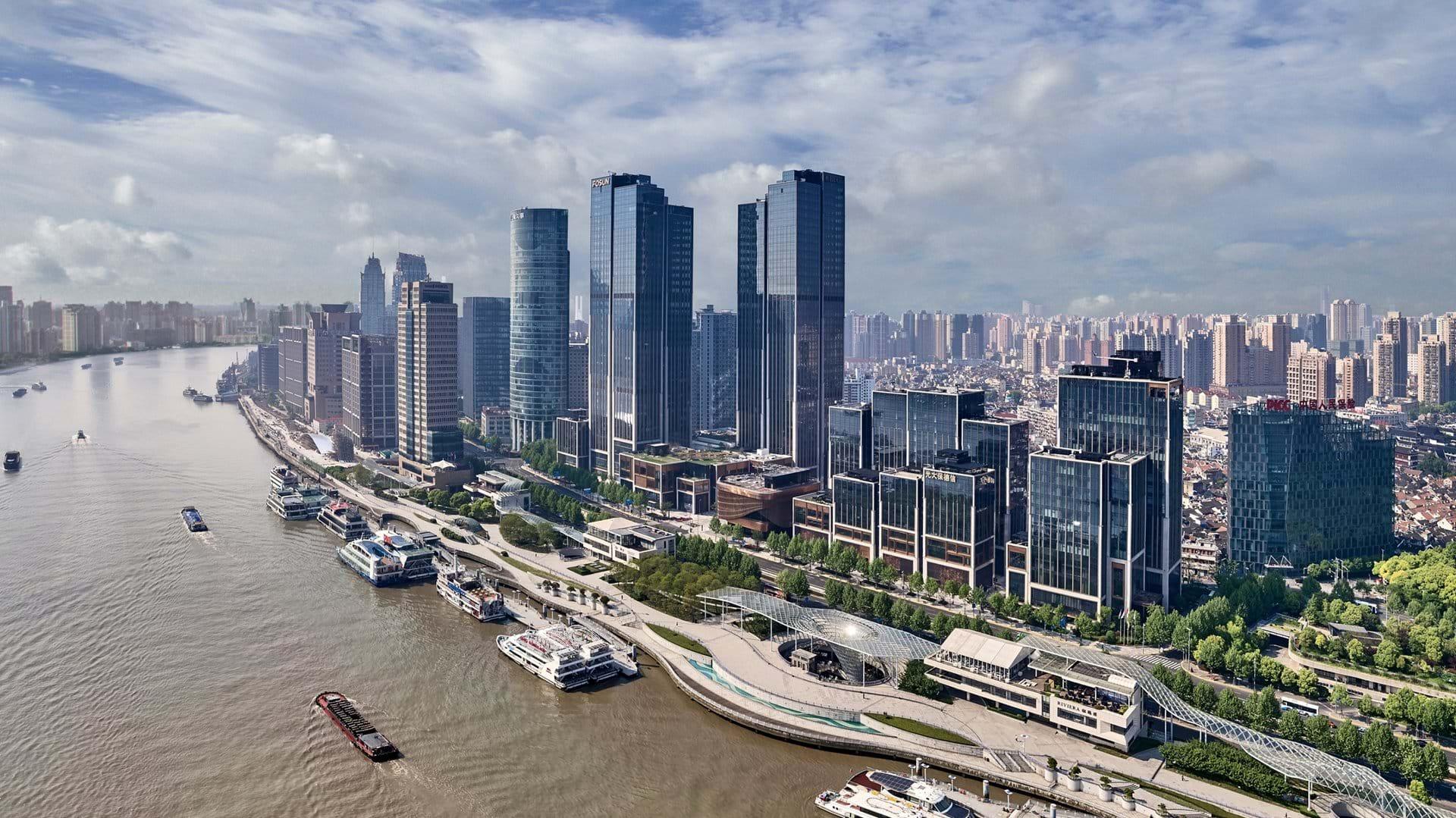 Bund Finance Center Shanghai
