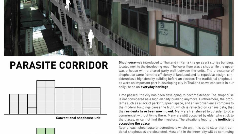 Parasite Corridor
