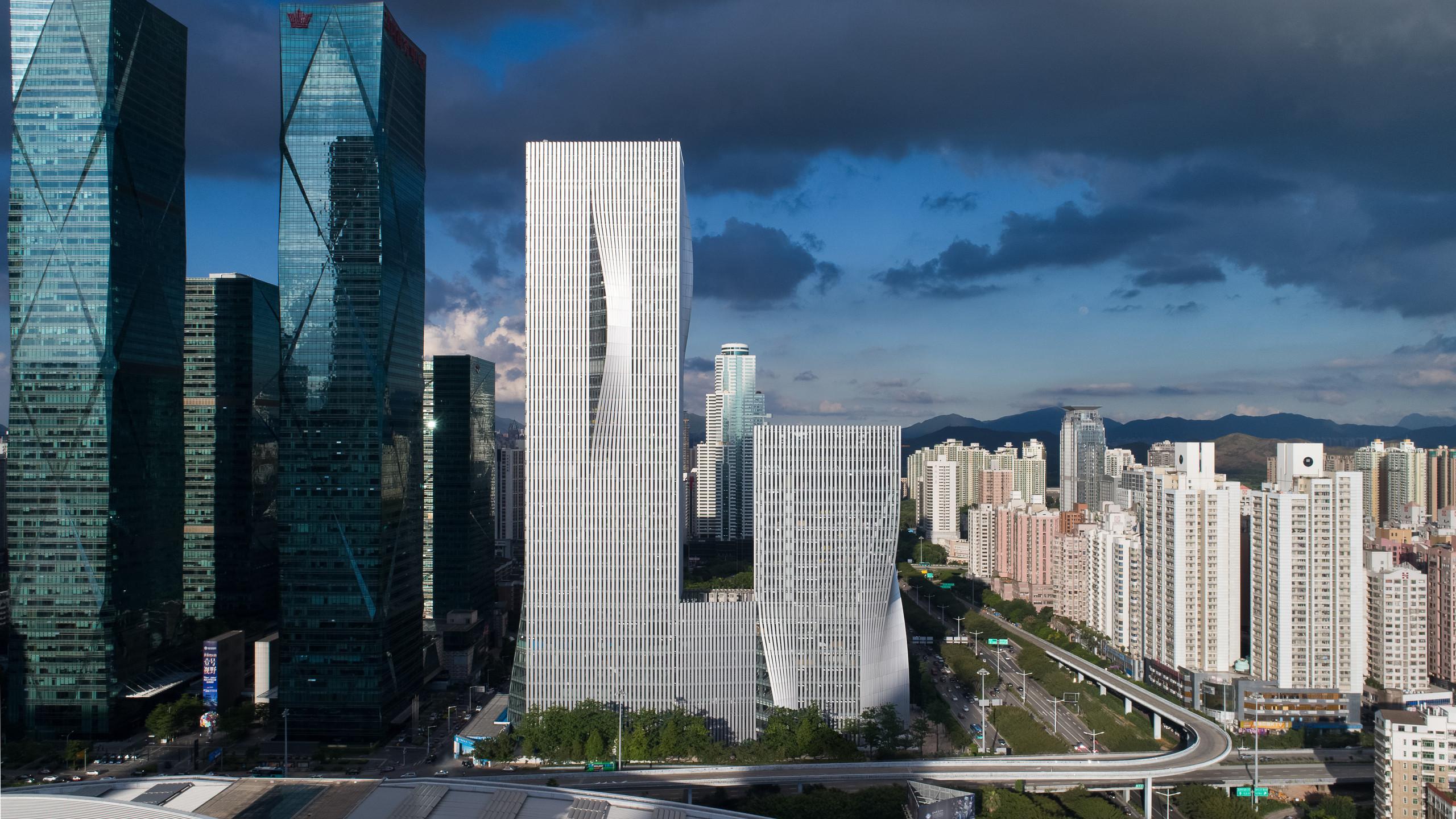 SEM Shenzhen Energy Mansion