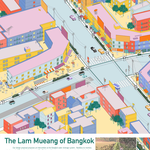 The Lam Mueang of Bangkok