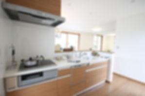 キッチン画像➀羽村市羽東3丁目6区画C号棟 カラー:クリエラスク.jpg