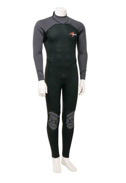 Ascan Men's Wave Basic Full 2.5 mm Wetsuit