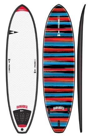 Sic Surf Board 7'4'' Darkhorse