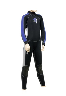 Ascan Junior Wave Thermo Full 5/3 mm Wetsuit