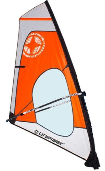 Unifiber Windsurf / WindSUP Dacron Complete Rig