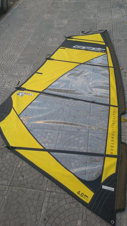 RRD Easyrider Sail 6.0 (458cm x 191cm)