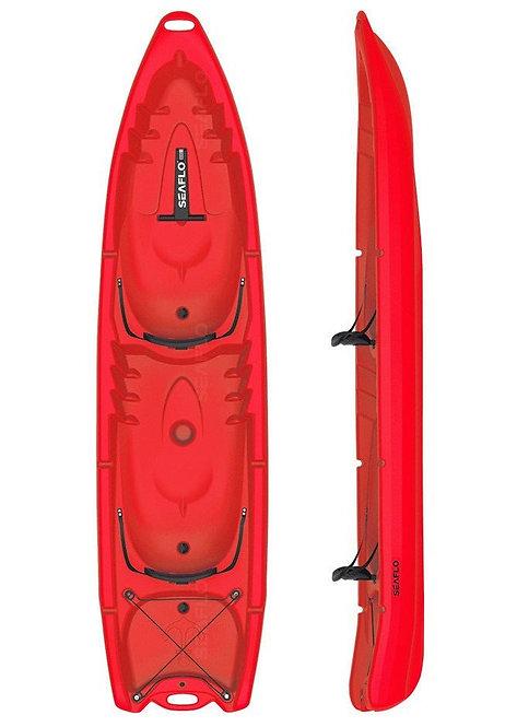 Kayak Albatross Double 340cm x 84cm x 29cm +paddle