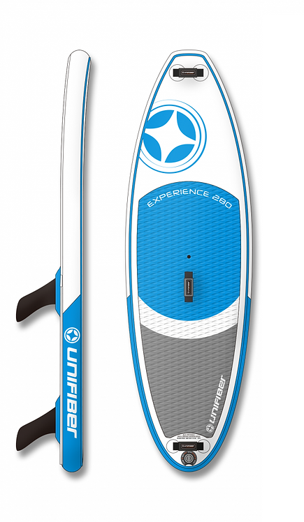 Unifiber Experience iWindsurf Board 280 Inflatable