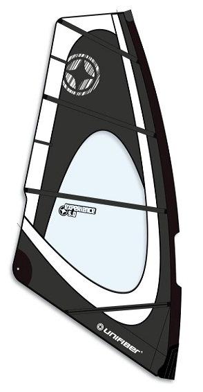 Unifiber Windsurf Sail Dacron/Mylar Experience Evo 5.0m2
