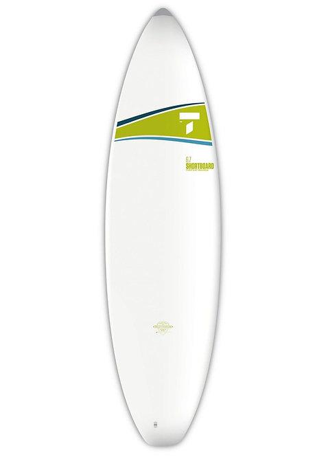 Tahe Surf Board Dura-Tec 6'7'' Shortboard