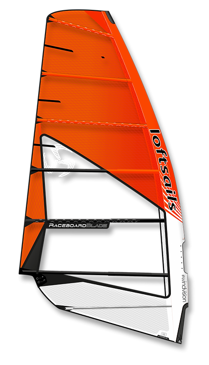 Raceboardblade 9.5m2  Orange 2020