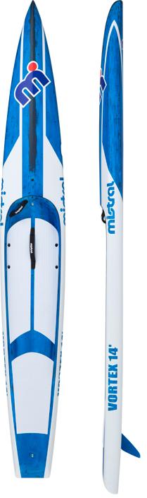 Mistral Vortex SD1 Carbon Flat Water Racer 14'' x 23.5'' 295L