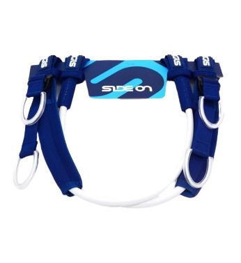 Side On Windsurf Harness Lines Adjustable White 22''-28'' & 26''-32''