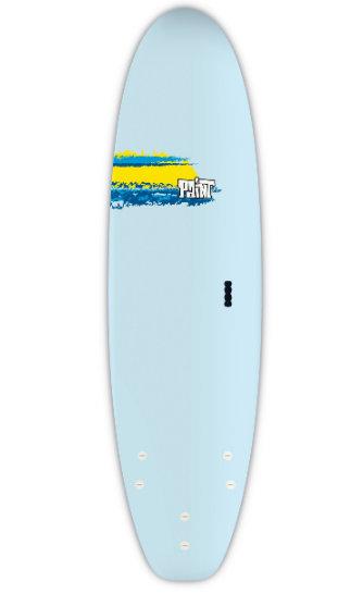 "Surf Board 6'6"" Bic Surf PAINT Maxi Shortboard"