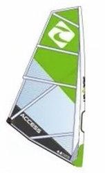 Access Windsurf Dacron/Xply/Monofilm Side On Sail 4.6 m2