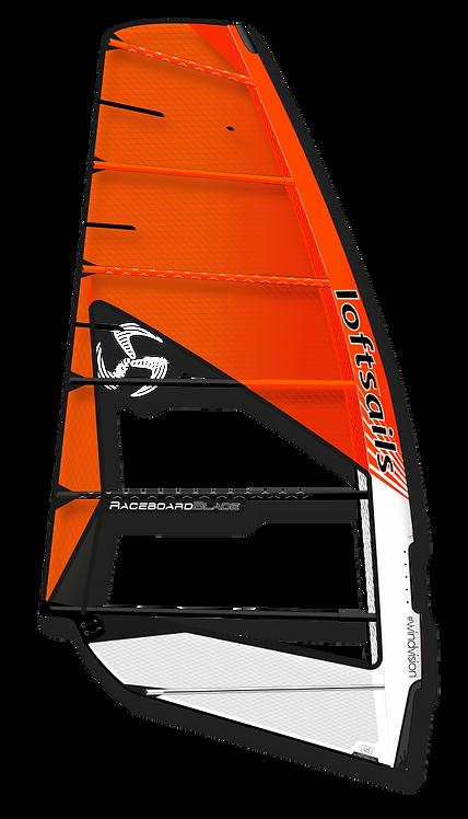 Loftsails Windsurf Sail Raceboardblade 2021 Orange