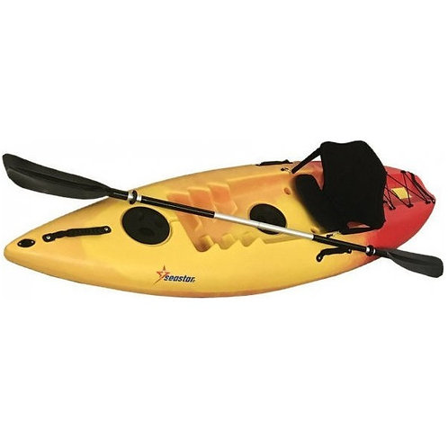 Seastar Combo Scout + Paddle + Seat