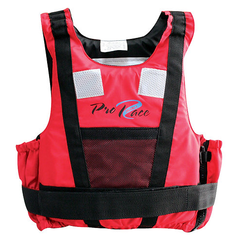Life Vest Pro Race Buoyancy Aid ISO 12402-5 Red