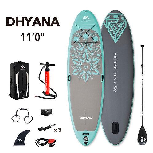 SUP Paddle Board Aqua Marina Dhyana 11'0''