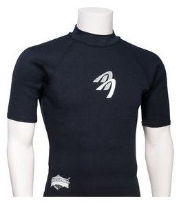 Ascan Metallite Thermal Shirt Short Sleeve 0.5mm
