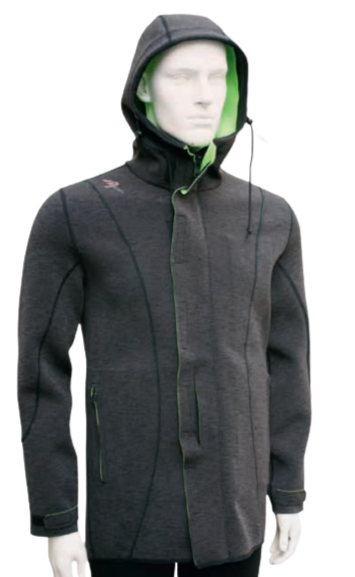 Ascan Neoprene Jacket 2.5mm