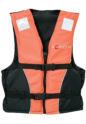Life Jacket Buoyancy Aid Action