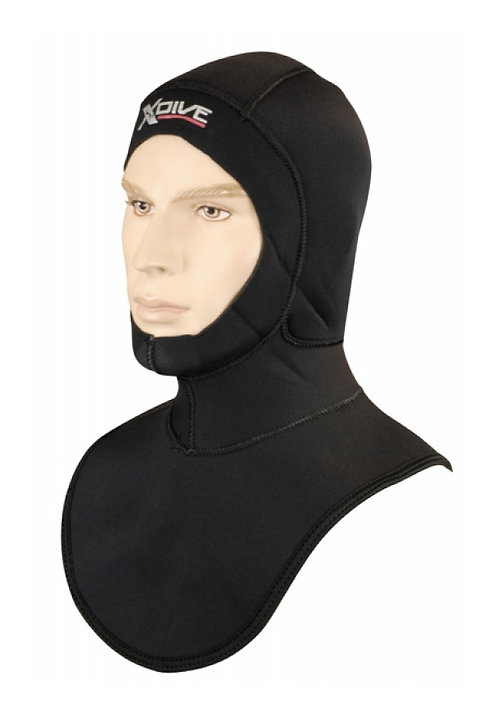 Neoprene X-Dive Hood 4mm