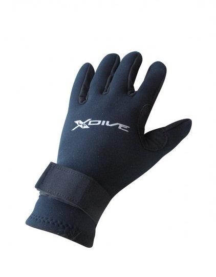 Neoprene Gloves (Pair) Long Finger 2mm