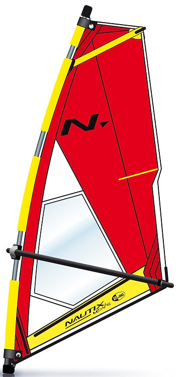 NX Windsurf Dacron Complete Rig