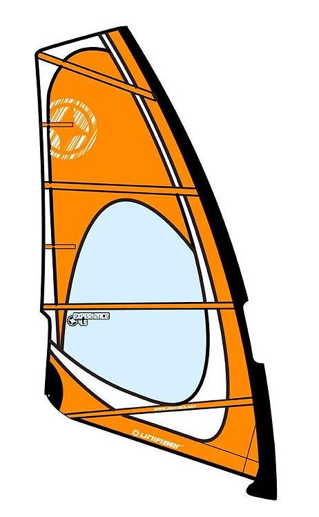 Unifiber Windsurf Sail Dacron/Mylar Experience Evo 4.5m2